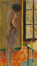 Nude at the Window