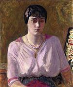 Portrait of a Girl, Mademoiselle Renee Terrasse