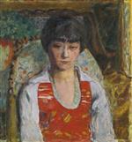 Portrait of a Young Girl (Terrace Vivette)