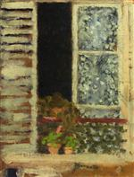 Woman at Her Window