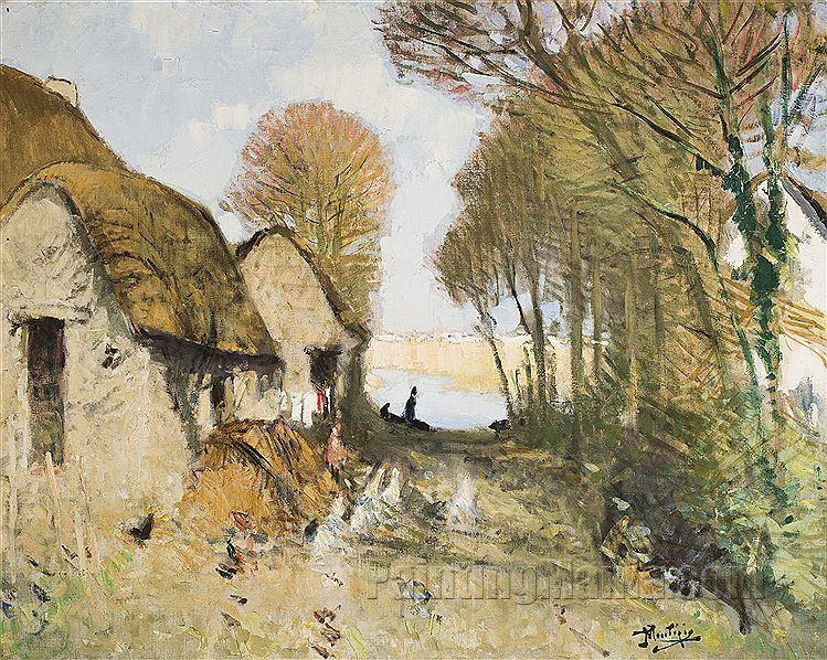 A Farm in Briere