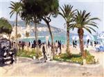 La Promenade des Anglais, Nice