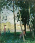 Women near the Water