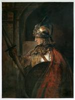 A Man in Armour (Alexander the Great)