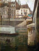 Along the Seine, Paris
