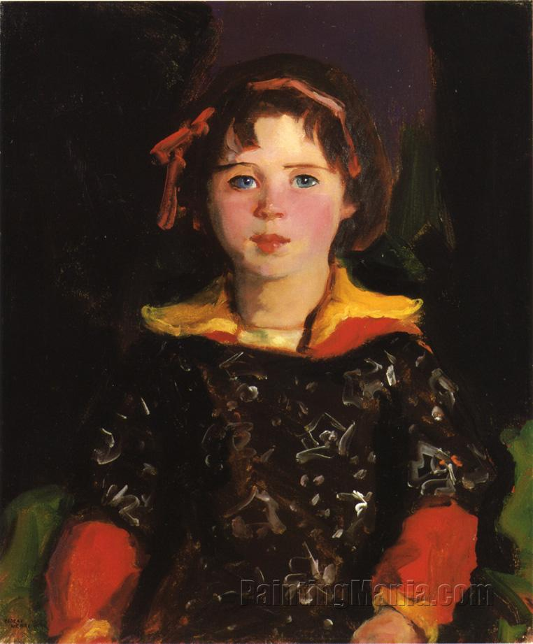 Bridgie (Girl with Chinese Dress)