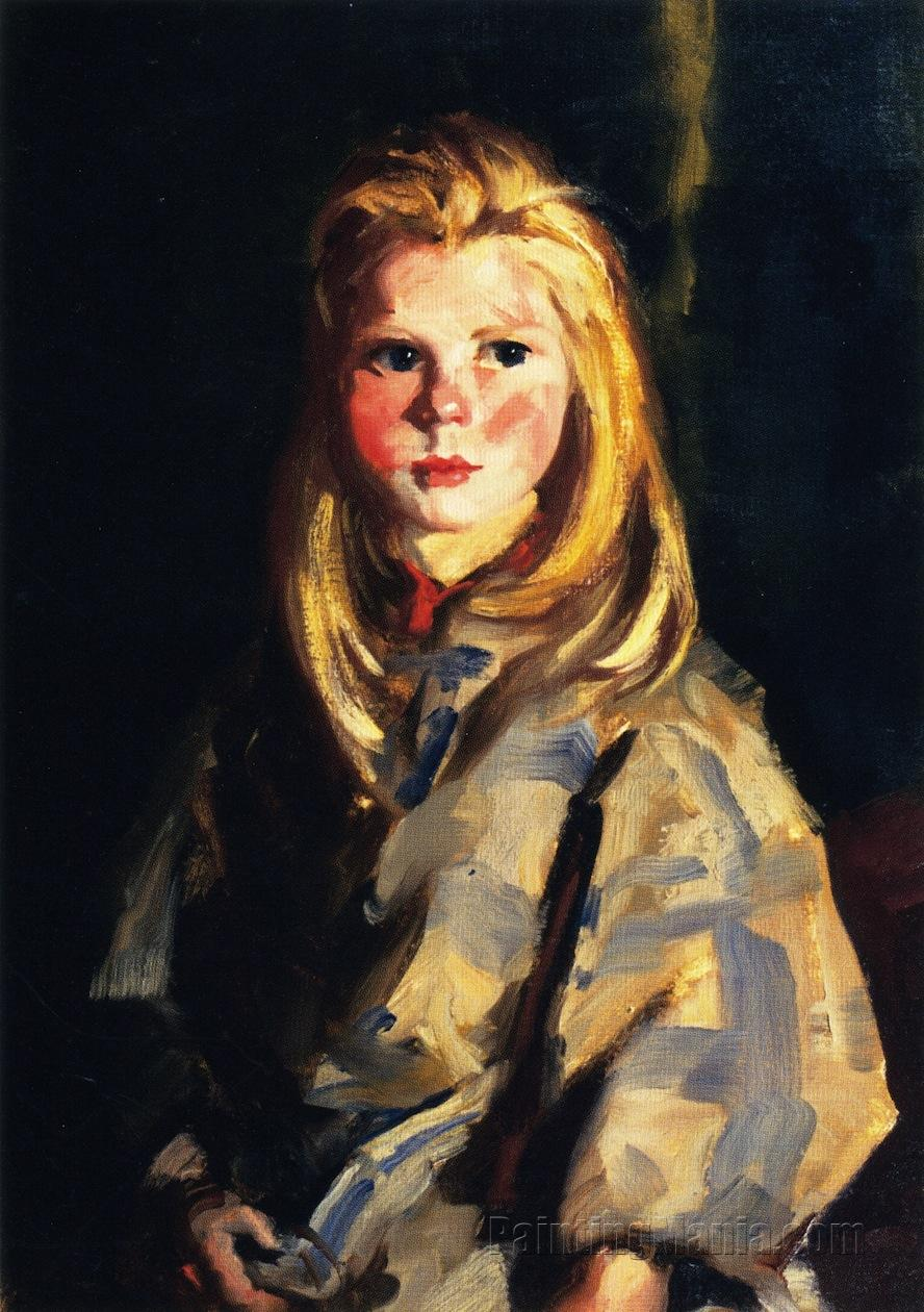 Young Blond Girl, Corrymore Lass (Bridget Lavelle)