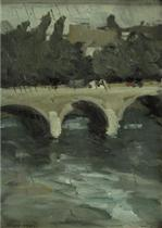 Charenton Bridge - Raining
