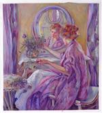 The Violet Kimono