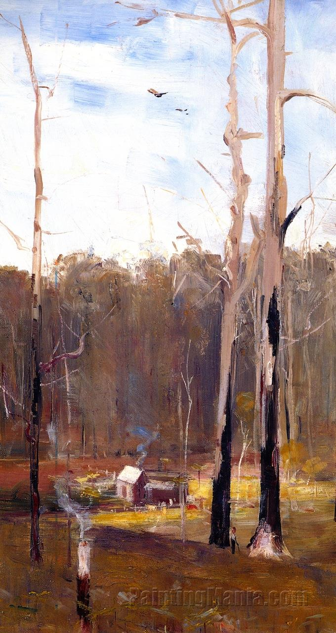 A Primeval Clearing, Gembrook