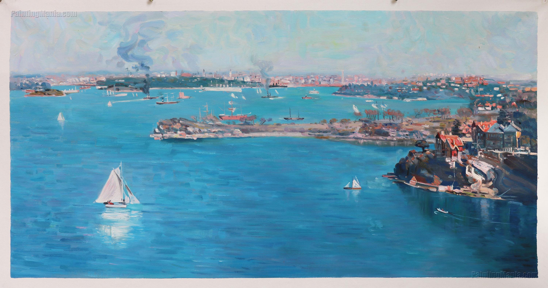 Sydney Harbour 2