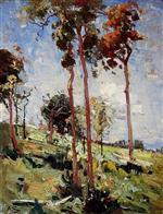 Australian Landscape 1907