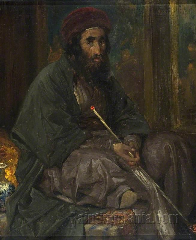 A Persian Pedlar