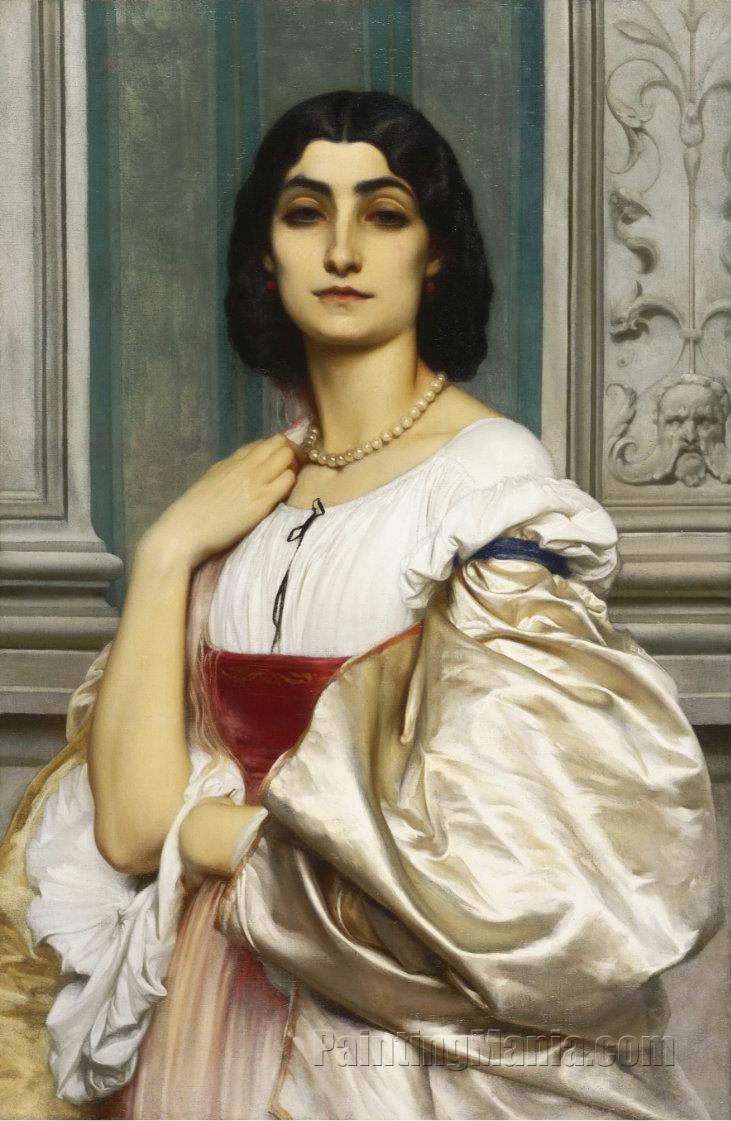 A Roman Lady (La Nana)