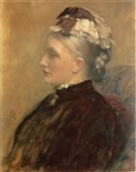 Alexandra Leighton (Mrs. Sutherland Orr)