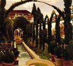 Garden of the Generalife, Granada