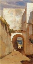 Gateway, Algiers