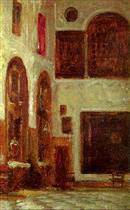 An Interior, Granada