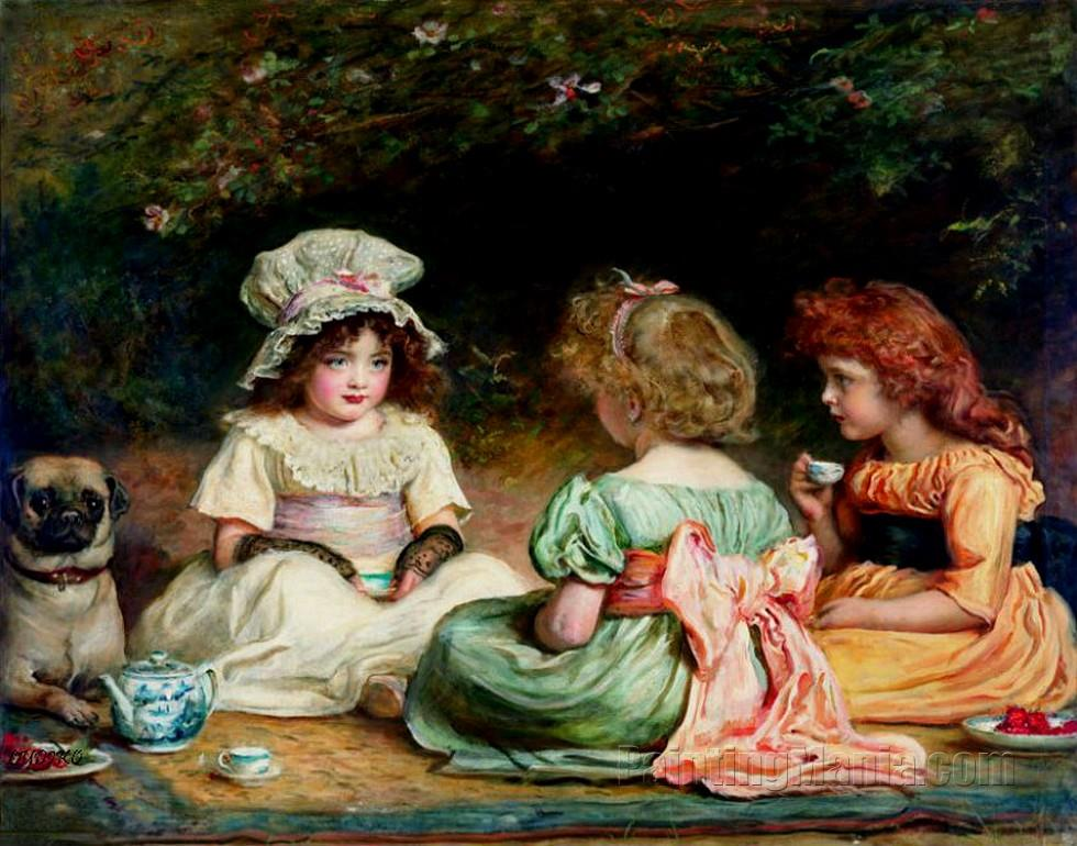 Afternoon Tea (The Gossips)