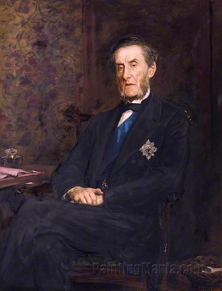 Anthony Ashley-Cooper, 7th Earl of Shaftesbury, President of the Bible Society