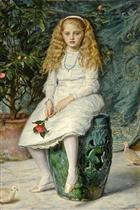 Nina, Daughter of Frederick Lehmann, Esq, 1869