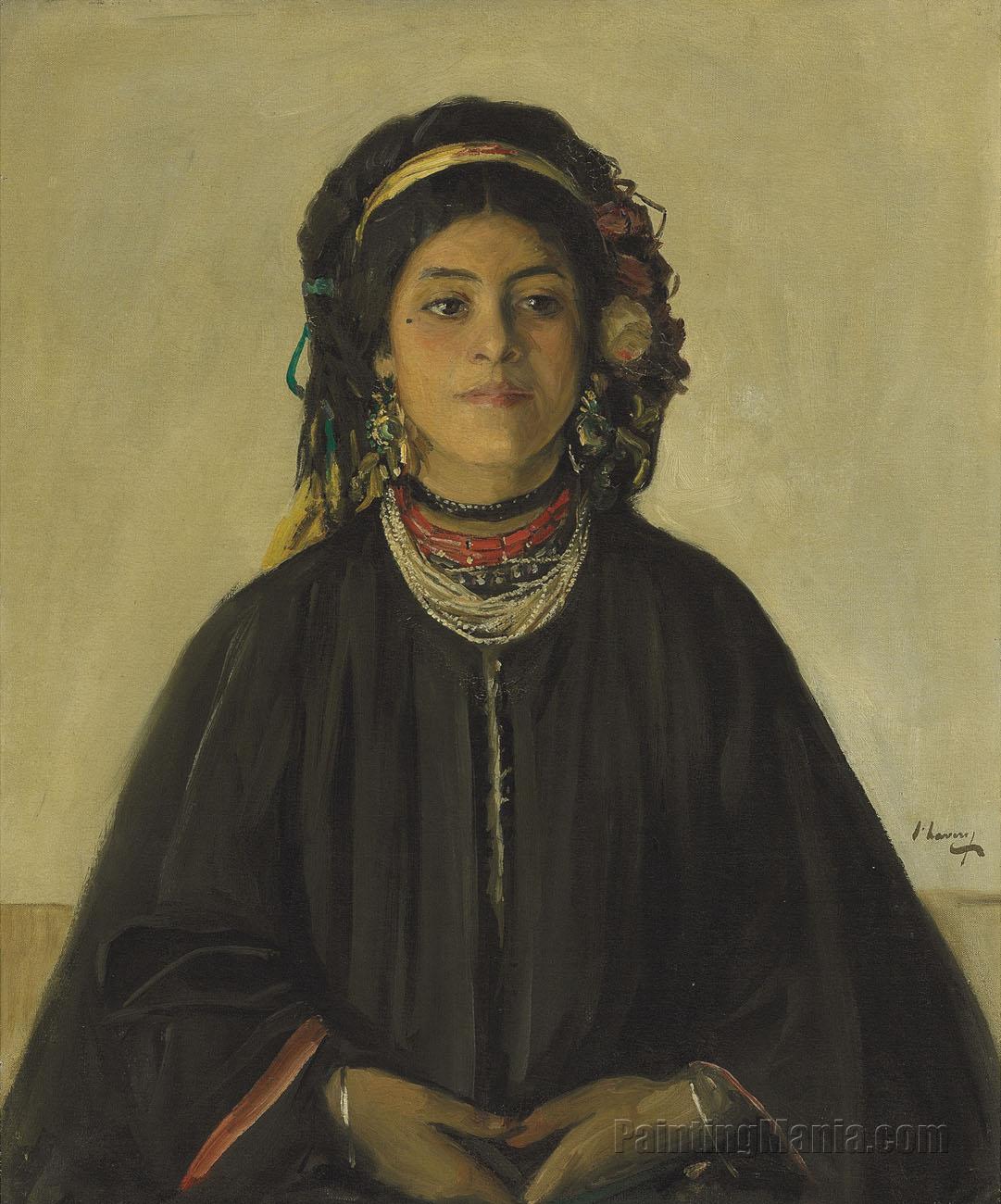 Aida, A Moorish Maid
