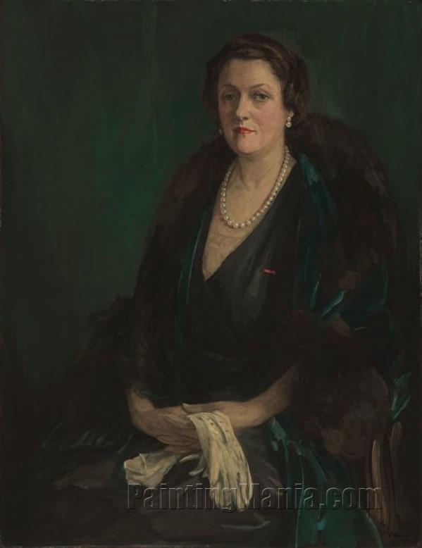 Alma de Bretteville Spreckels (Mrs. Adolph B. Spreckels)