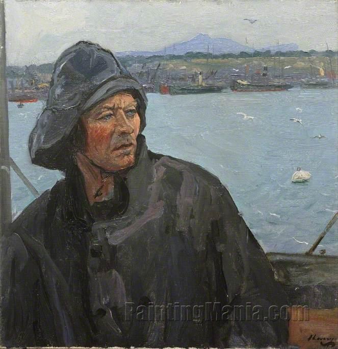 A Deck Hand, North Sea Patrol