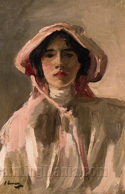 Eileen, the Artist's Daughter