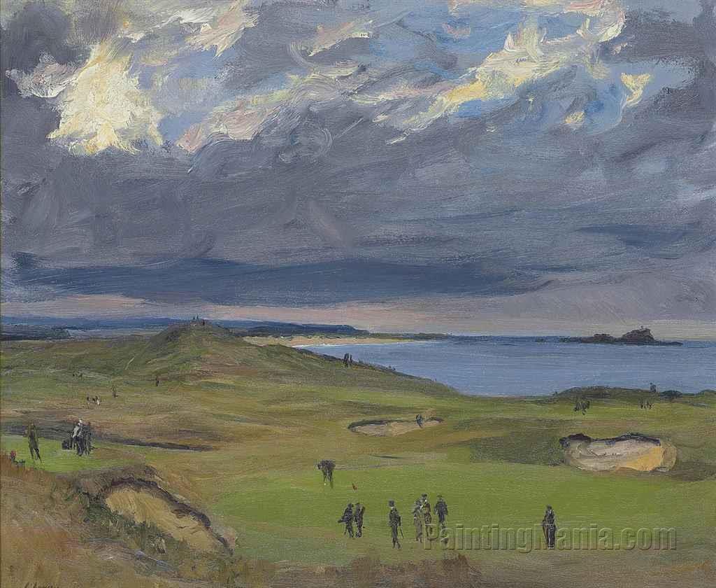The Golf Links, North Berwick