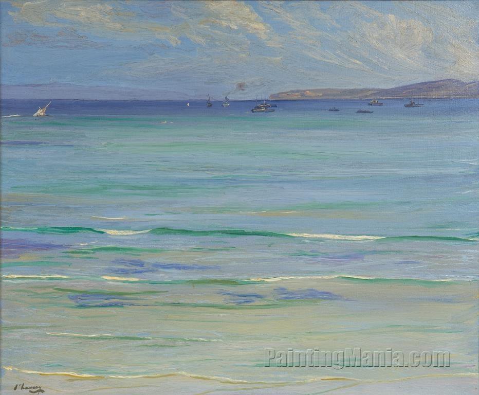 Tangier Bay 1920