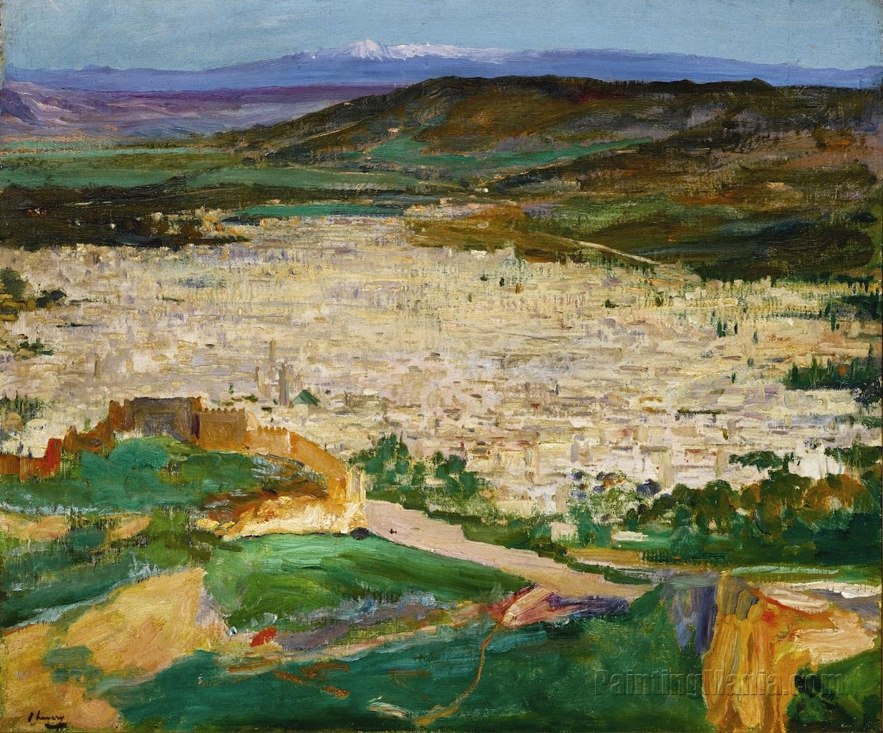 A View of Fez