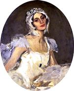 Anna Pavlova as 'The Dying Swan'