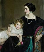 Anne Moira and the Honourable Mrs Forbes-Sempill