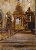 Eglise Notre Dame des Arts, Pont de l'Arche
