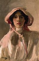 Eileen. the Artist's Daughter