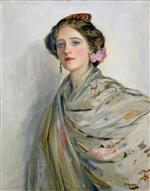 A Fair Spaniard, Mrs. Chowne