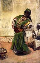 A Moorish Dance