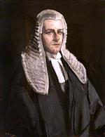 The Right Honourable Hugh O'Neill, PC, First Speaker of the House of Commons, Northern Ireland