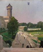 Royal Naval Division, Crystal Palace