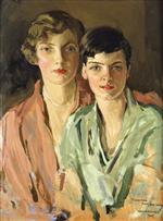 Sisters: Portrait of Joan and Marjory Ford