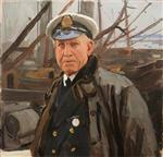 The Skipper, Captain William Lyons, HMT 'Semiramis'