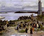 St. Patrick's Purgatory, Lough Derg