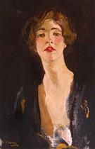 Violet Keppel. Mrs Denys Robert Trefusis