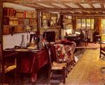 A Writing Room At The Wharf, Sutton Courtenay