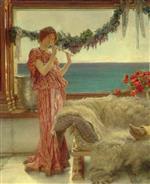 Melody on a Mediterranean Terrace