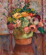 Bouquet of Flowers 1916