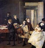 The Children of Francois van Rysselberghe