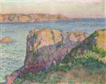 Cliffs on the Bank of a Sea