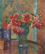 Dahlias (to Mme Madeleine E.R Bonnet)